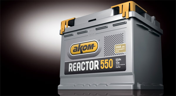 Аккумулятор Reactor 55 Ач