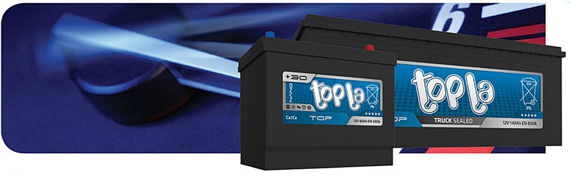 Купить аккумулятор Topla